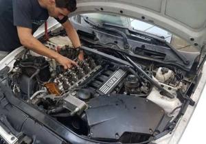 خدمات فنی BMW در کلینیک تخصصی مجتبی