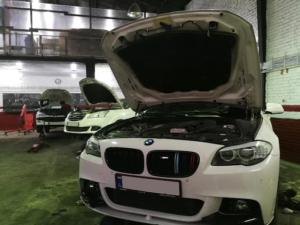 تعمیرگاه تخصصی BMW در غرب تهران