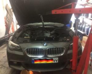 خدمات بی ام و در تعمیرگاه BMW مجتبی